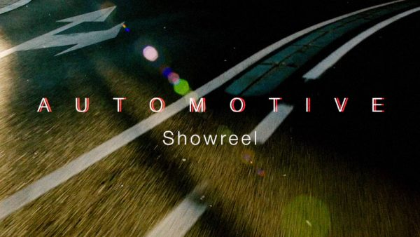 Automotive-Showreel